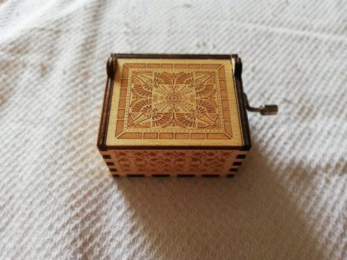 Handmade Musicbox photo review